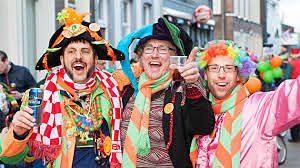 Voorjaarsvakantie 2018 Carnaval