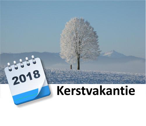 kerstvakantie 2018 Kerstvakantie 2018 kalender   Schoolvakanties overzicht kerstvakantie 2018